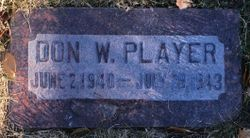 Don William Player