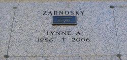 Lynne A Zarnosky