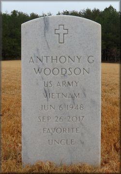 Anthony Glenn Woodson