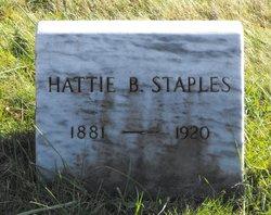 Hattie B Staples