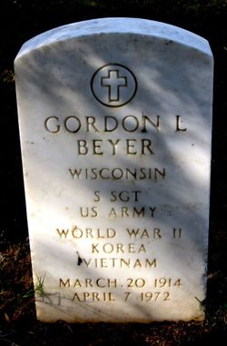 Gordon L Beyer