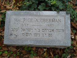 Maurice Oberman