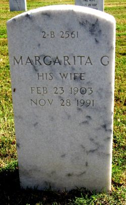 Margarita Garza