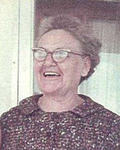 Mary Marie <I>Bailey</I> Coley