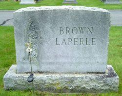 Marion E. <I>Goulette</I> Brown