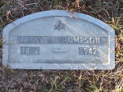 Harry Mitchell Thompson