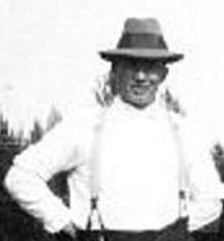 "James Burton ""J.B."" Hooker"