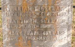 William Lee Sellers