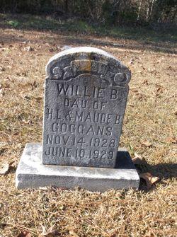 Willie B Goggans