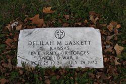 Delilah M. Baskett