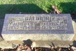 "Harriet Elizabeth ""Helen"" <I>Blanchard</I> Baldwin"