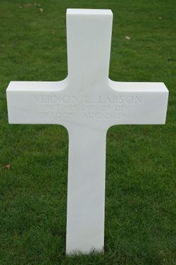 Pvt. Vernon L Larson