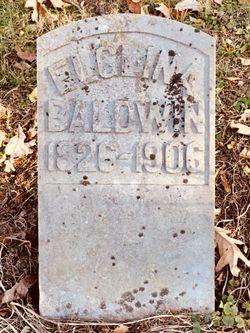 Elgelina <I>VanDusen</I> Baldwin
