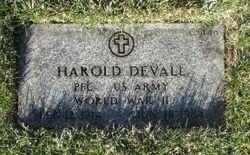 Harold Devall
