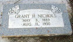 Grant H Nichols