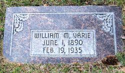 William M Varie