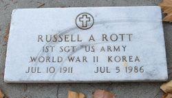 Russell Alton Rott