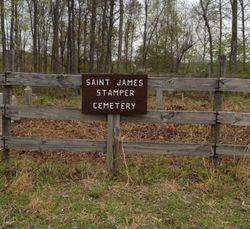 Saint James Stamper Cemetery