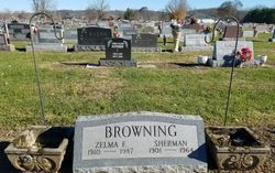 Zelma E. <I>Crawley</I> Browning