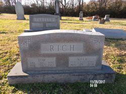 """George Thomas """"Tom"""" Rich"""