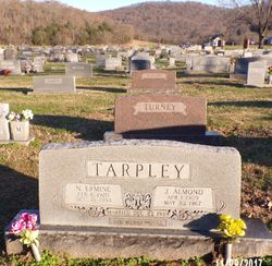 Nancy Ermine <I>Turney</I> Tarpley