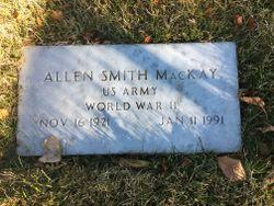 Allen Smith Mackay