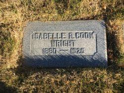 Isabella Martin <I>Rowberry</I> Wright