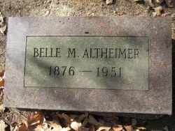 Belle <I>Mandel</I> Altheimer
