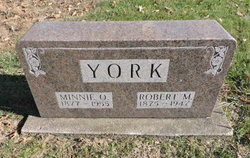 Minnie York