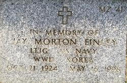Jay Morton Finley