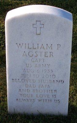 William P Agster