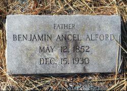 Benjamin Ancel Alford