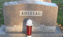 John Albert Kostial