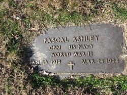 Pascal Ashley