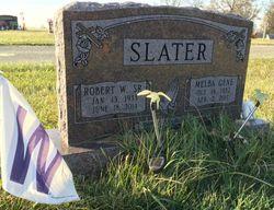 "Robert W ""Bob"" Slater"