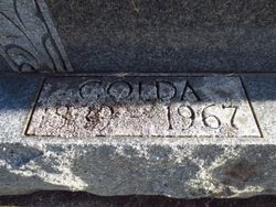 Golda <I>Backhaus</I> Etta