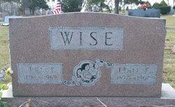 Ethel Edna <I>Dubbs</I> Wise