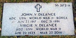 John V Delance