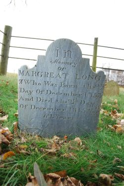 "Anna Margreth ""Margaret"" <I>Flook</I> Long"