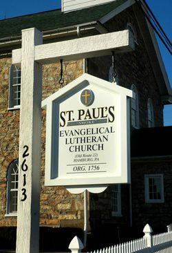 Saint Pauls Smoke Church Cemetery