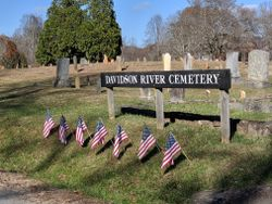 Davidson River Cemetery