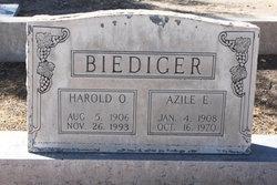 Azile Etta <I>Haws</I> Biediger