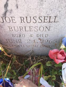 Joe Russell Burleson