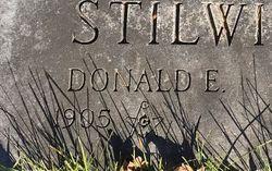 Donald E Stilwill