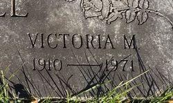Victoria M <I>Smith</I> Stilwell
