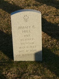 Jimmy Gale Hill