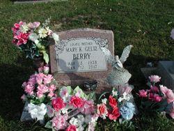 Mary Kathryn <I>Geltz</I> Berry