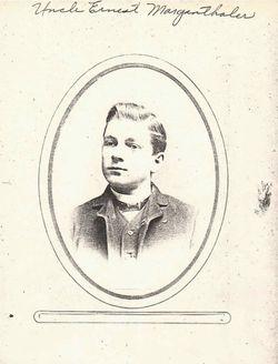 Ernst Morgenthaler