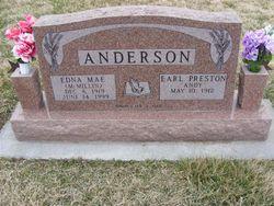 Edna Mae <I>McMillen</I> Anderson