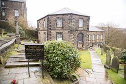 Heptonstall Methodist Chapelyard